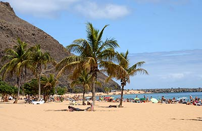 Santa Cruz de La Palma naar Los Cristianos