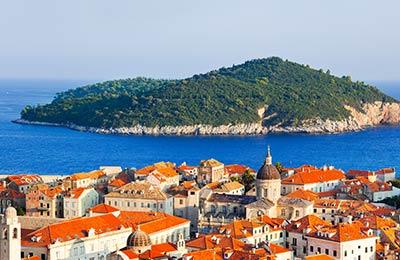 Kroatie veerboten