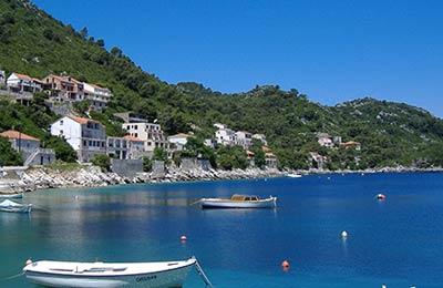 Ferry haven Dubrovnik