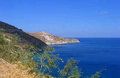 Kythnos naar Serifos