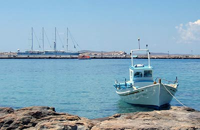 Donoussa naar Astypalea