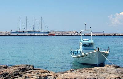 Donoussa - Syros