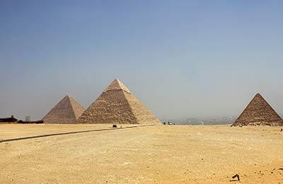 Egypte veerboten