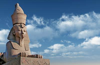 Veerboten naar Egypte