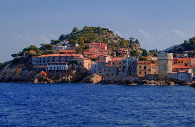 Ferry Bastia - Portoferraio