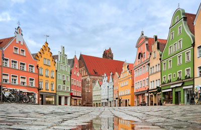 Trelleborg naar Rostock