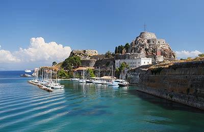 Veerboten naar de Dodekanesos eilanden