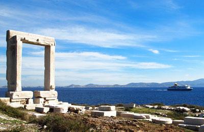 Kimolos naar Piraeus