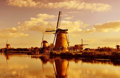 Nederland veerboten