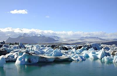 Veerboten naar IJsland