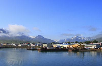 Esbjerg naar Seydisfjordur