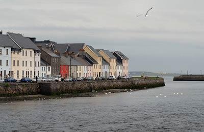 Veerboot naar Dun Laoghaire