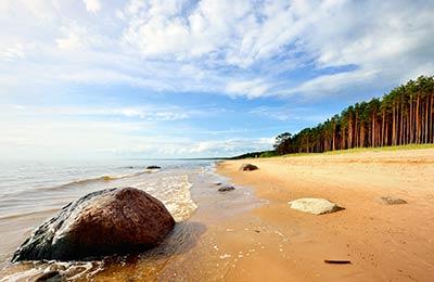 Letland veerboten