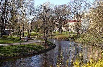 Nynashamn naar Ventspils