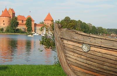 Veerboten naar Litouwen