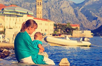 Bari naar Kotor