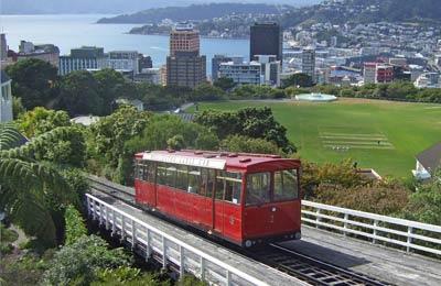 Veerboten naar New Zealand