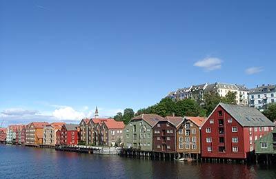 Veerboot naar Sandefjord