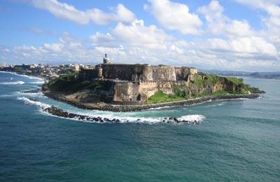 Ferry San Juan