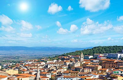 Cagliari naar Arbatax