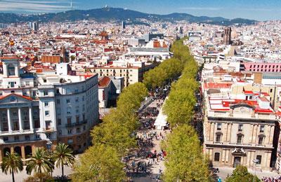 Tanger-Med naar Barcelona