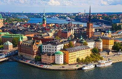 Turku - Stockholm