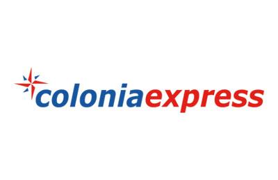 Boek Colonia Express snel en gemakkelijk