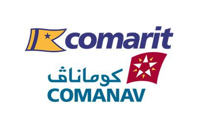 Boek Comarit Ferry snel en gemakkelijk