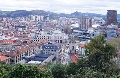 Ferry haven Bilbao