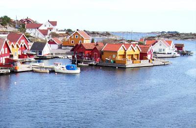 Ferry haven Kristiansand