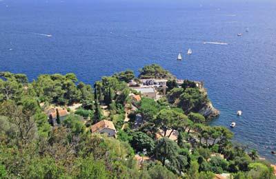 Ferry haven Toulon